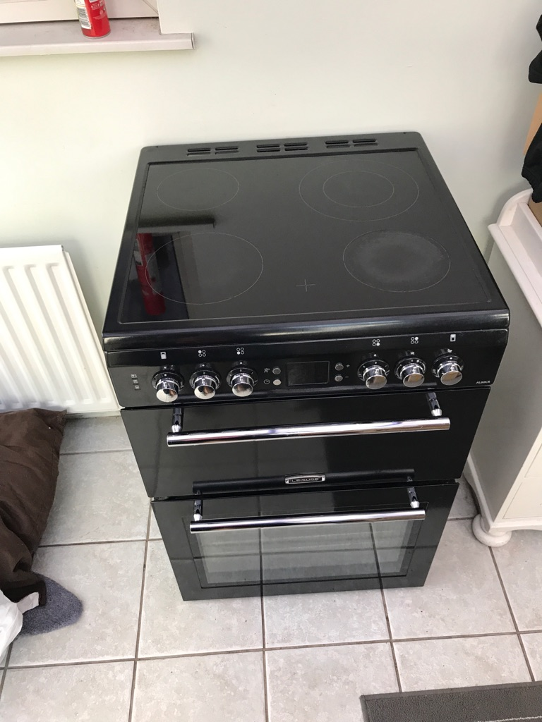Leisure AL60CR Range-Style 60cm Electric Cooker