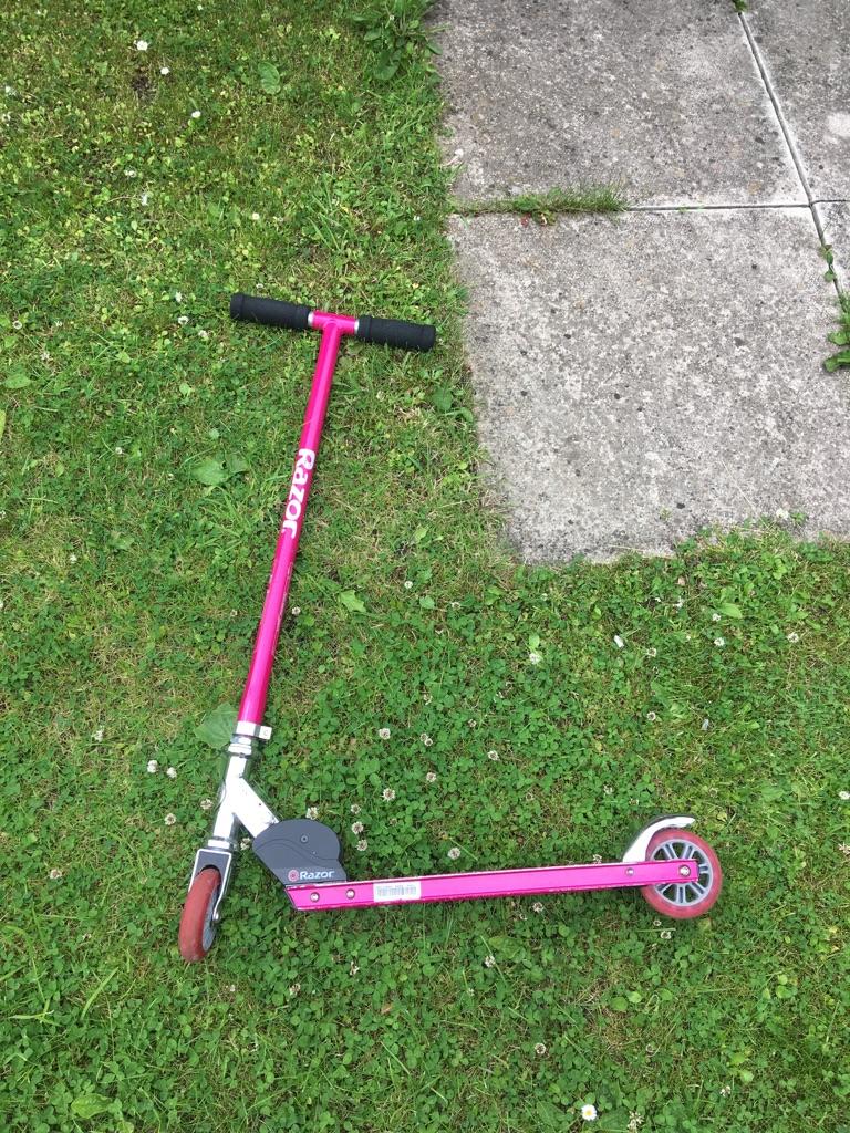 Razor sports scooter