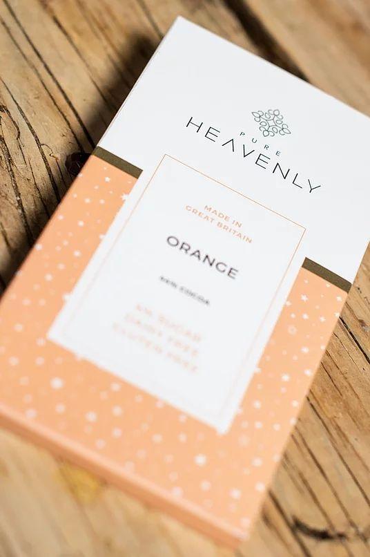 Orange Flavour Heavenly Chocolate
