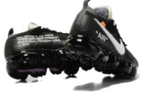 New Off White X Nike Vapormax Men's Trainers