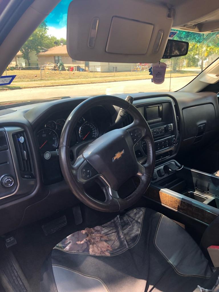 2014 Chevrolet Silverado LT