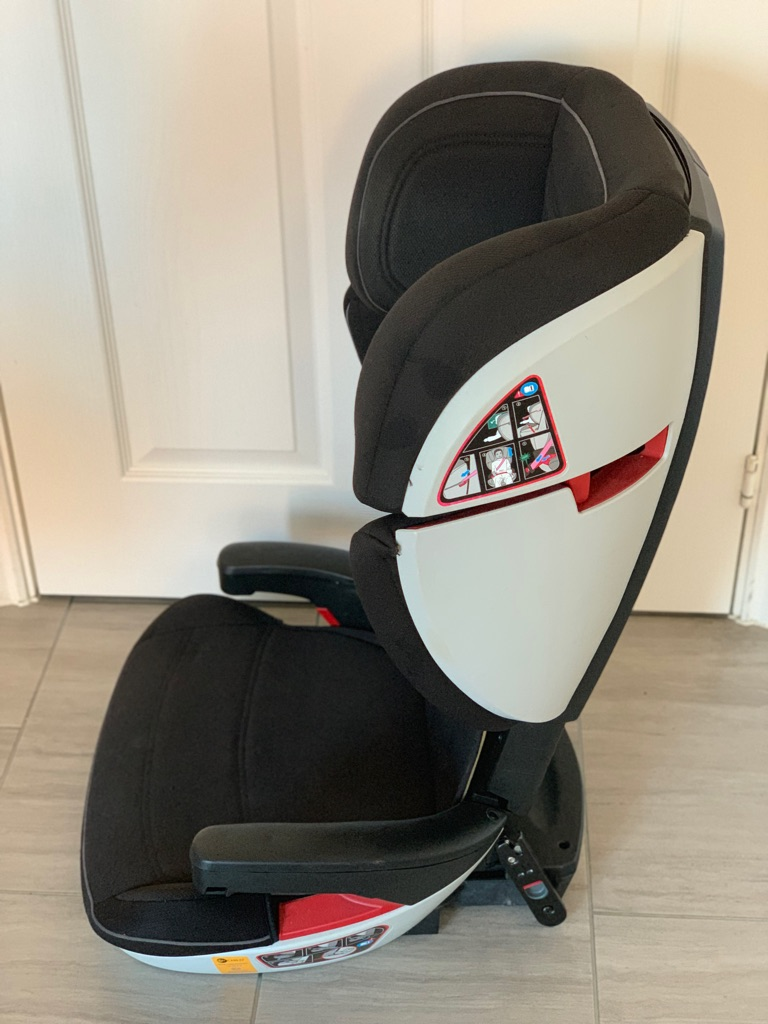 MyChild Rapido Fix Car Seat