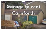 Dry, secure single garage to rent in Carnfortj