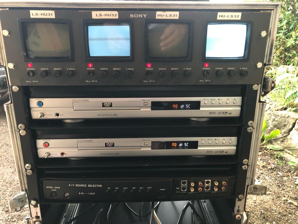 Classic tv system EX MOD