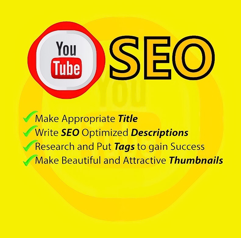 Youtube Seo for video/channel #Youtube #Youtubemanager #Cheap #Free #Youtuber #Luxury #Job Youtube growth success #Subscribers #Likes
