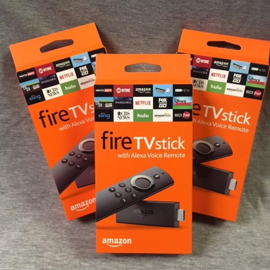 New Unlocked Amazon Fire Stick With Kodi