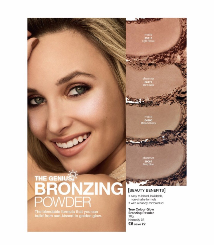 Genius bronzing powder