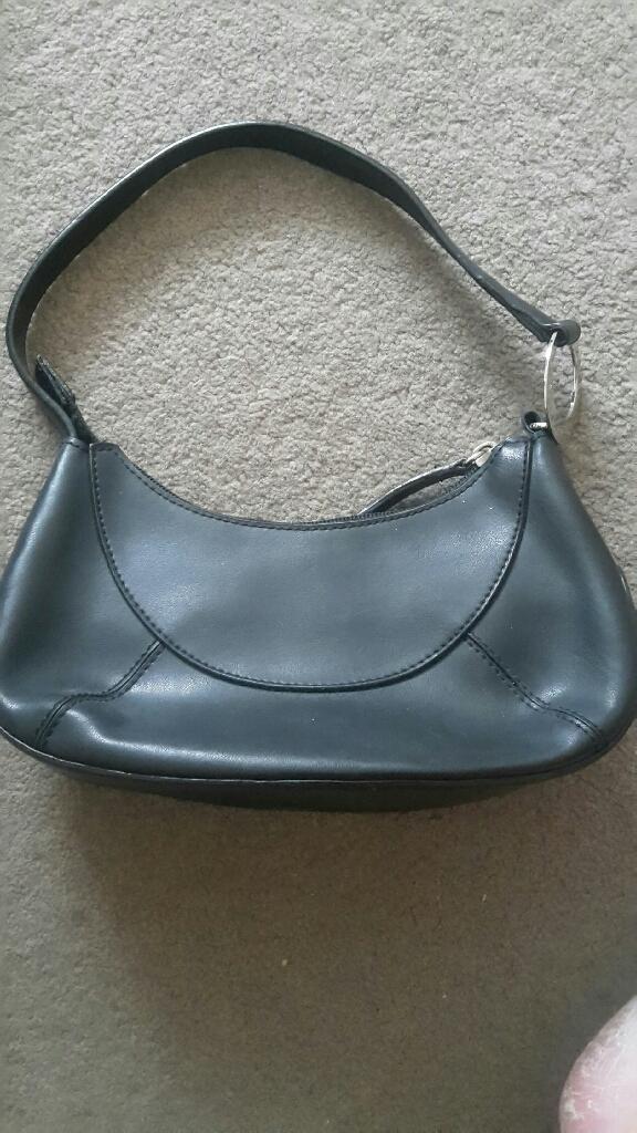 Fiorelli Black Underarm Handbag