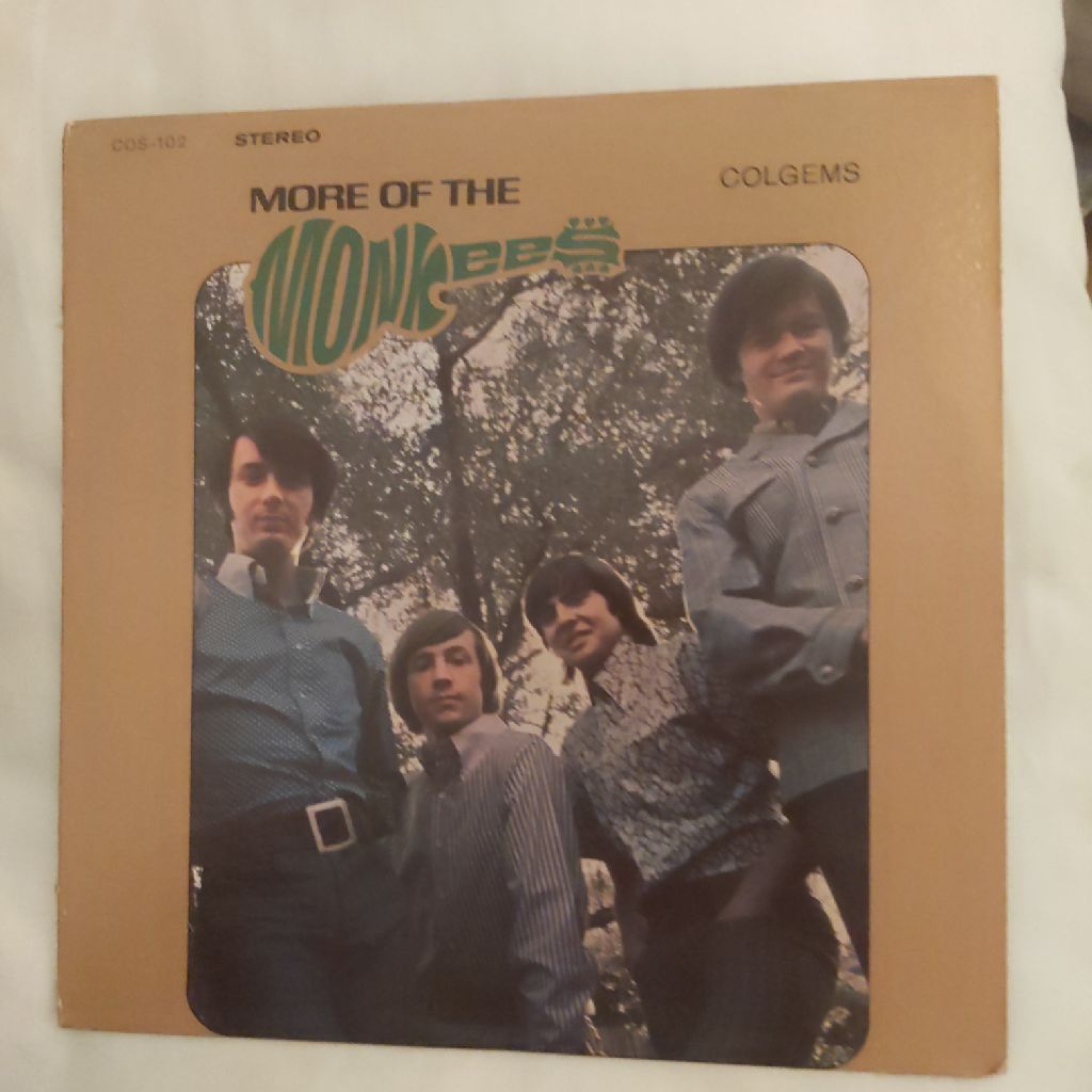 Monkees Record Album