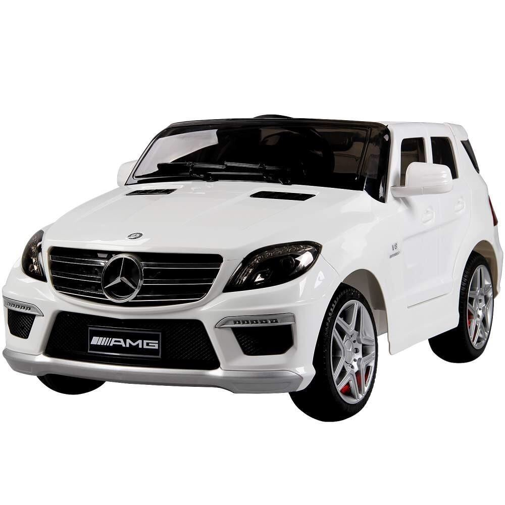 Mercedes ML63 AMG 12v Kids Electric Jeep (more colours)