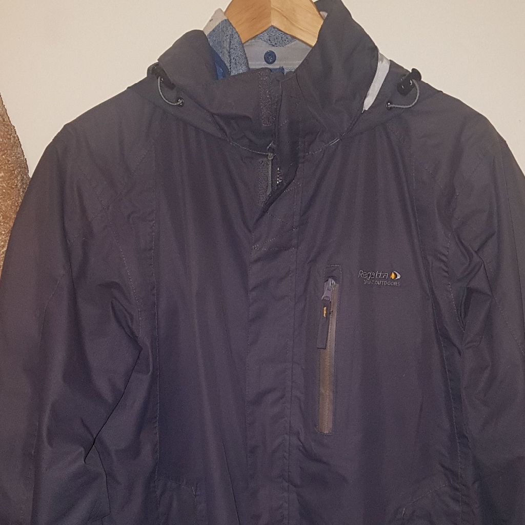 Large mens trepass jacket
