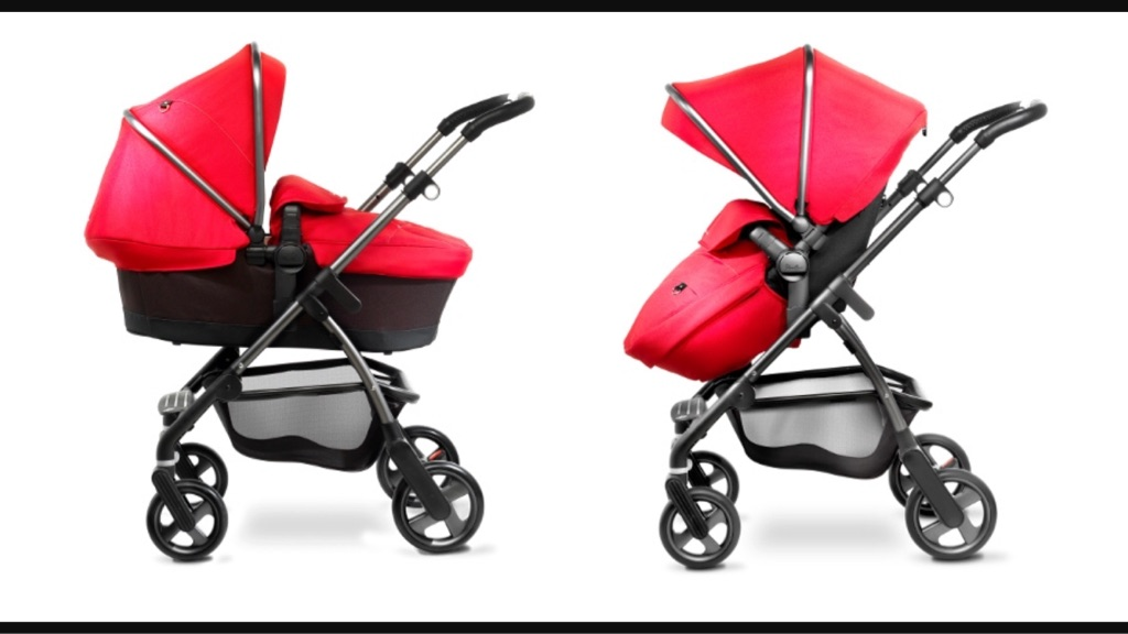 Silver cross wayfarer 3in1 pram