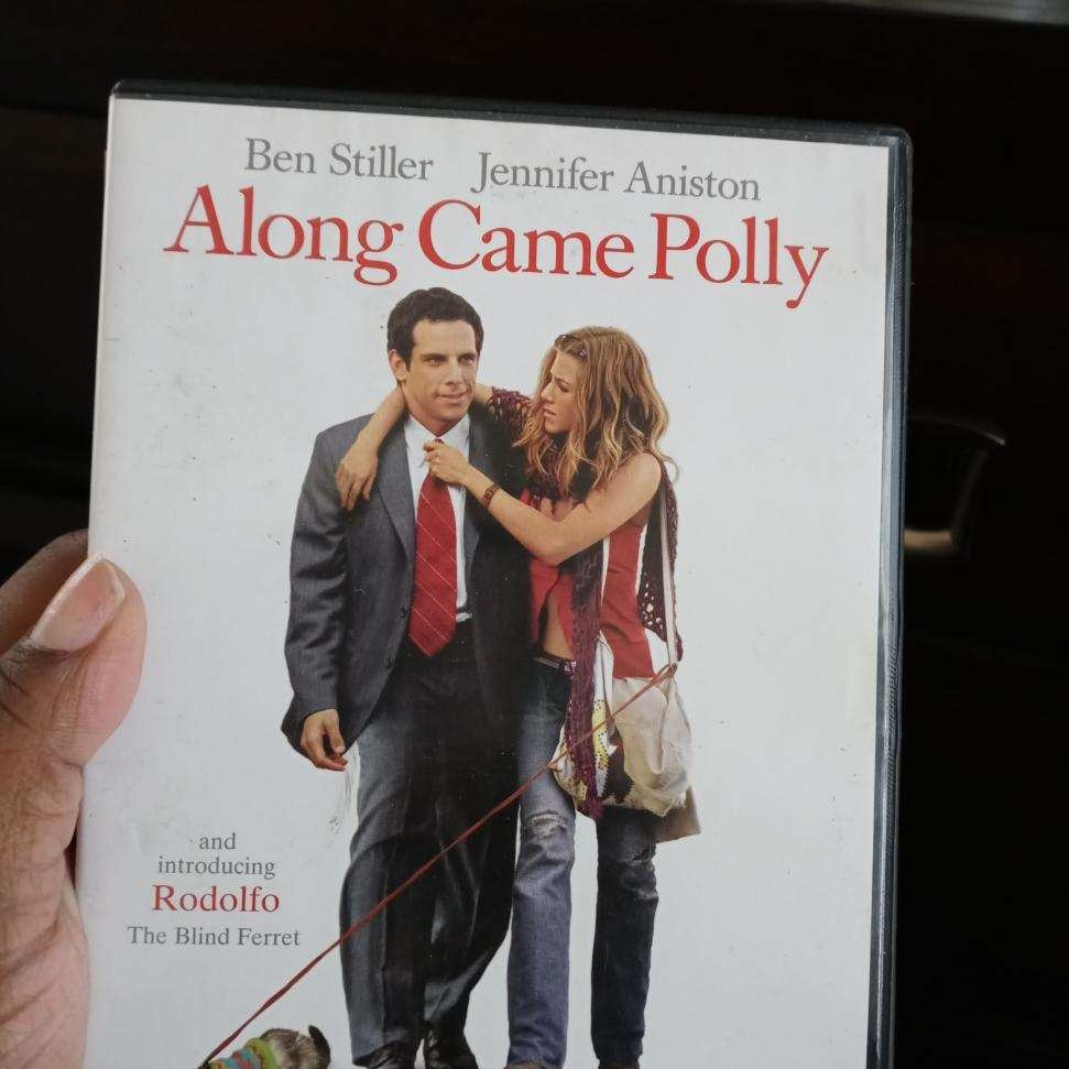 Along Came Polly (Full Screen Edition) [DVD]