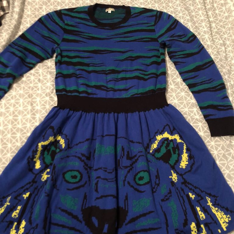 Girls kenzo dress
