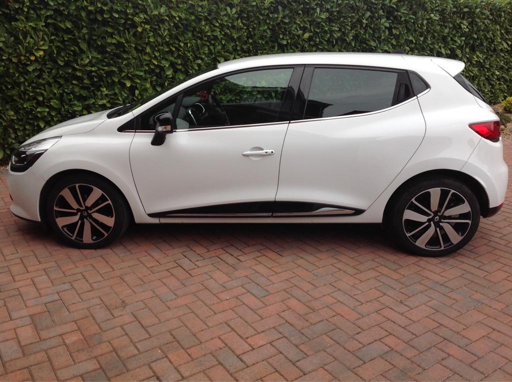Renault Clio media nav eco diesel