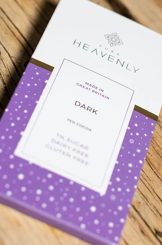 Heavenly Dark Chocolate