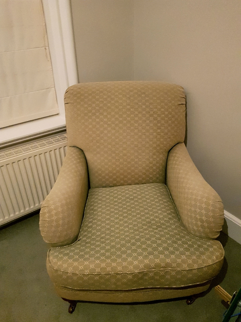 Marks and Spencer vintage arm chair