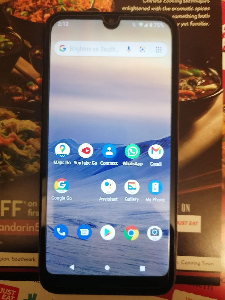 Nokia 1.3 smart phone unlocked