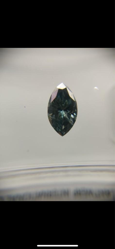 Diamond Fancy dark Bluish Grey
