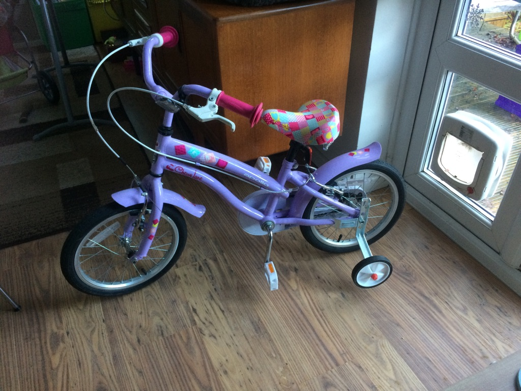 Girls Bicycle from Halfords