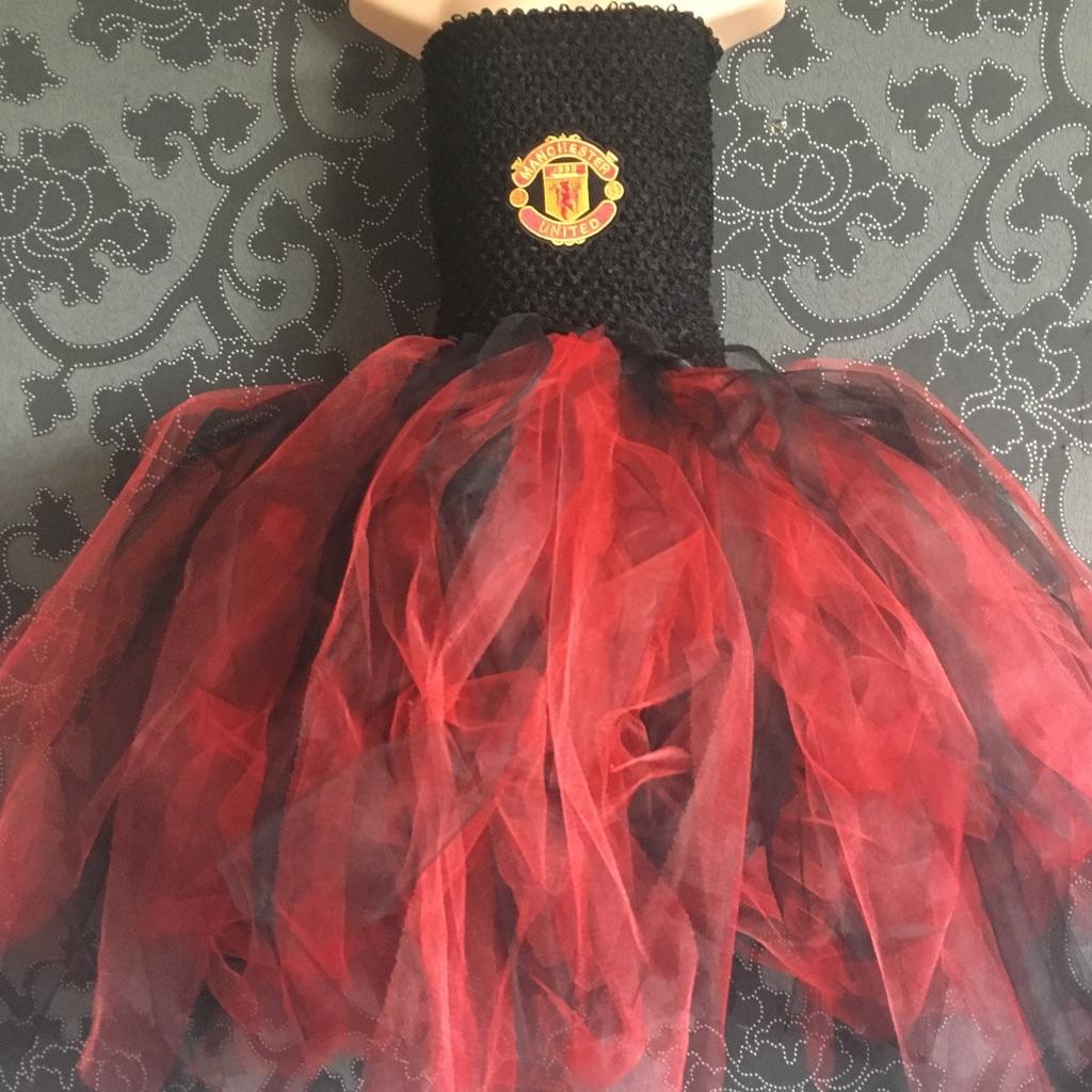 Manchester United TuTu Dress