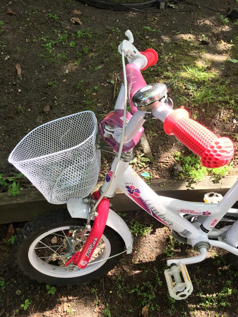 Small bike for girls