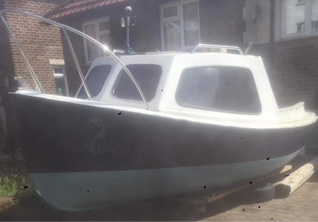 Boat 16FT