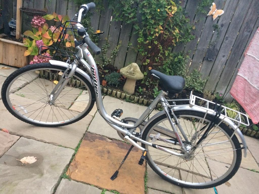 Ladies large wheel Bike