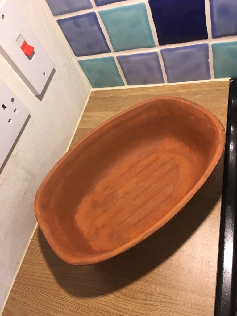 Terracotta Casserole Dish