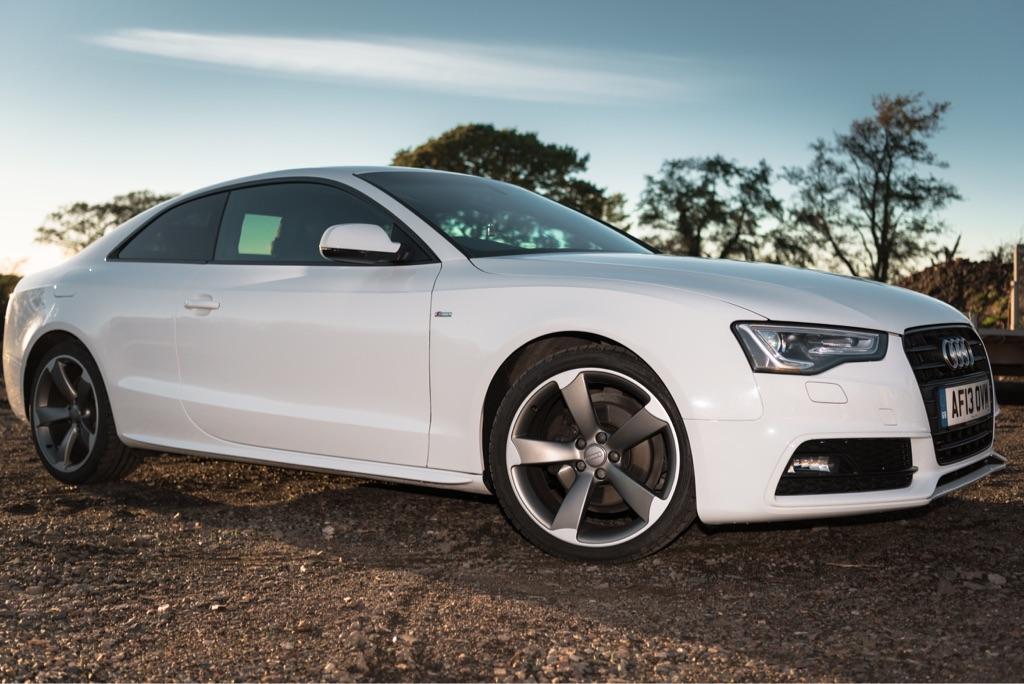 Audi A5 SLine TDI Black Edition Multitronic