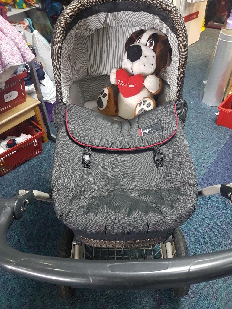 Mamas and papas pram and buggy system