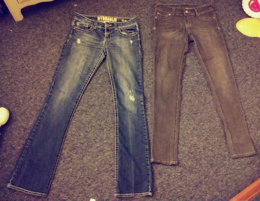 Women's/girls jeans