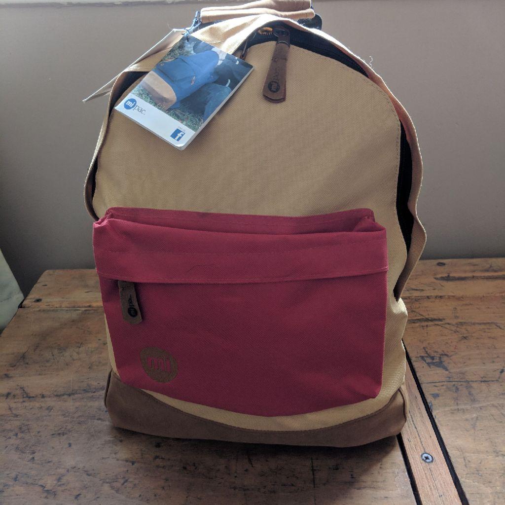 Mi Pac Backpack