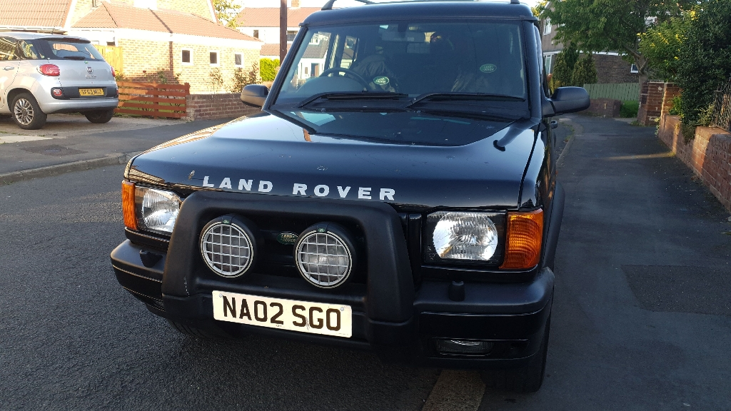 Landrover discovery tdi5