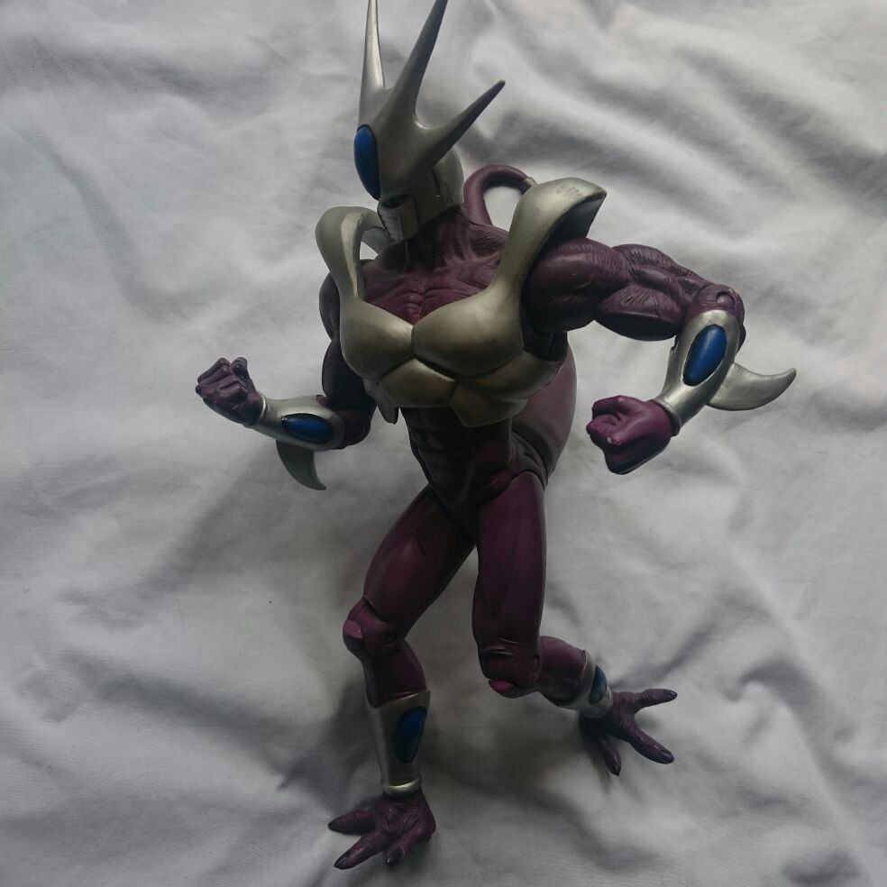 Dragon Ball Movie collection Cooler figure