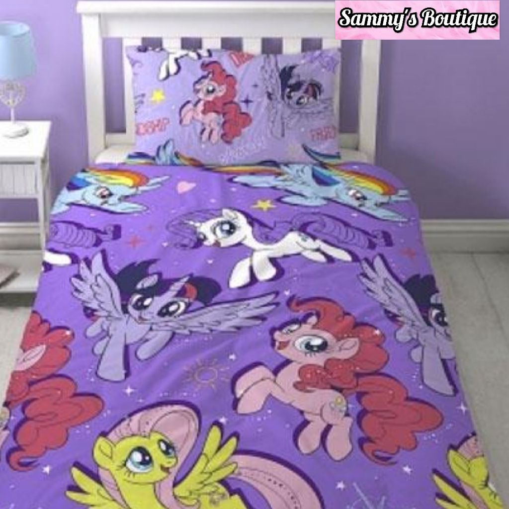 My Little Pony Adventure Reversible Duvet Set