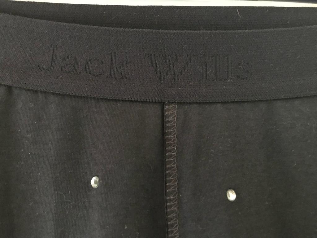 Women's Jack wills black sparkly/diamanté leggings