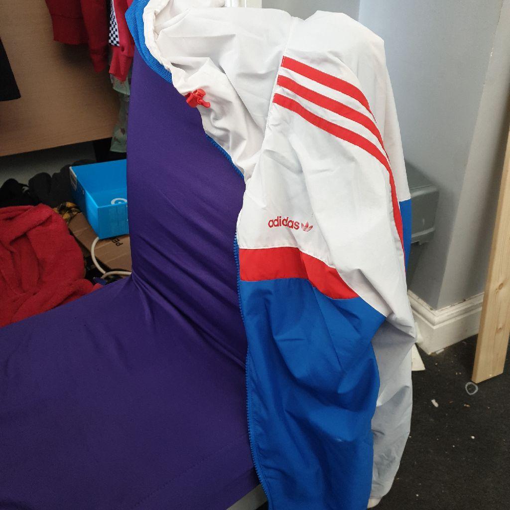 Adidas Windbreaker Large