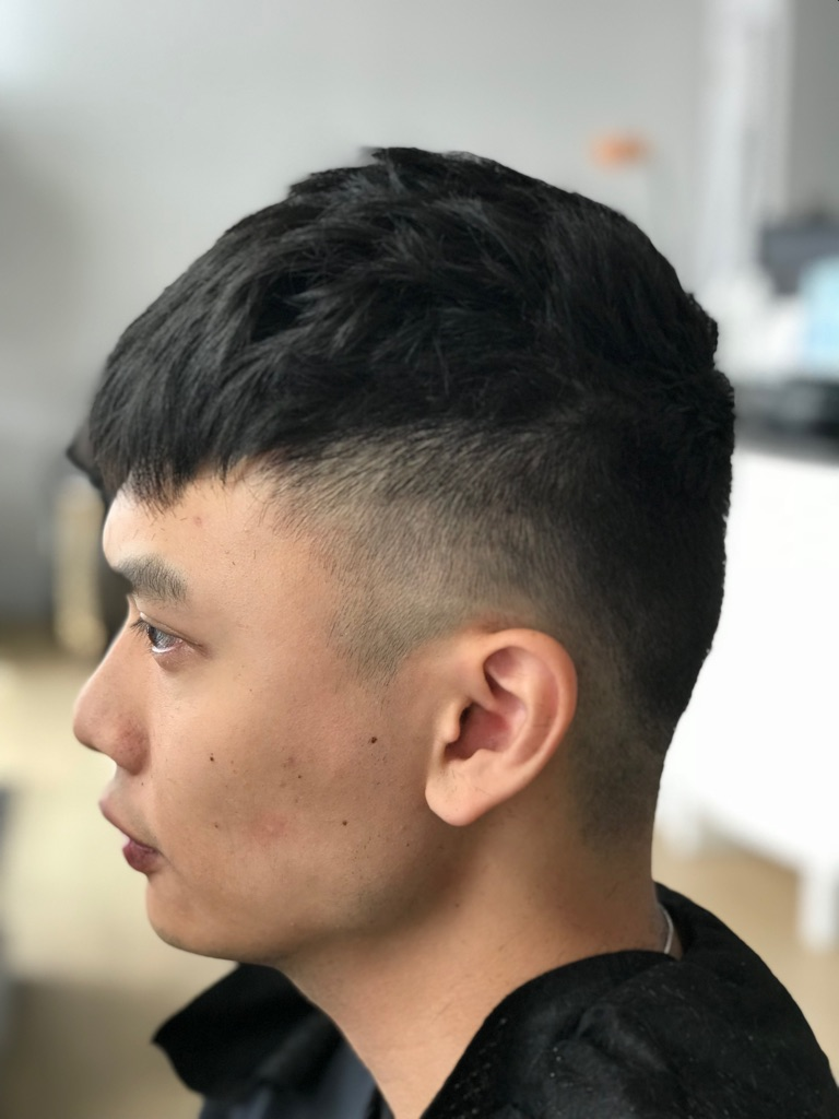 Models needed for haircuts