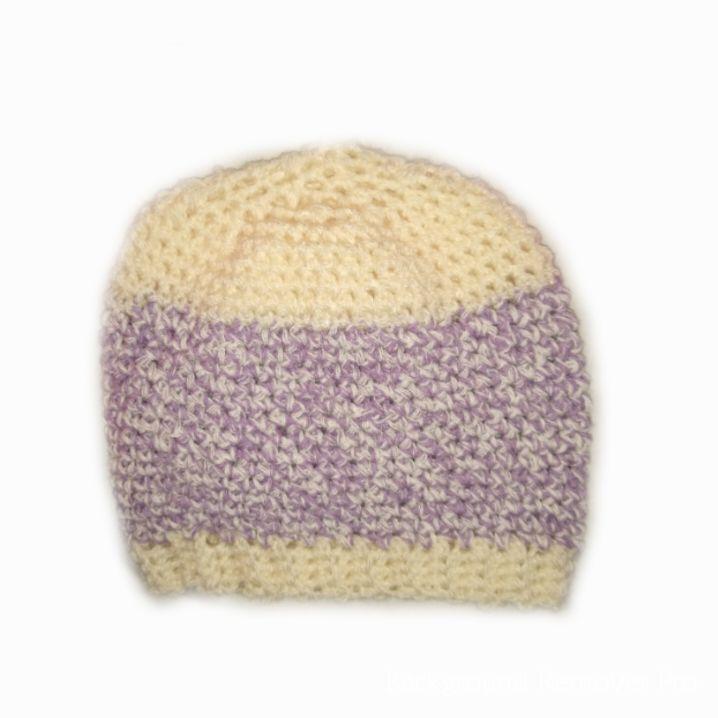 Boy's girl's beanie hat 0-6 months
