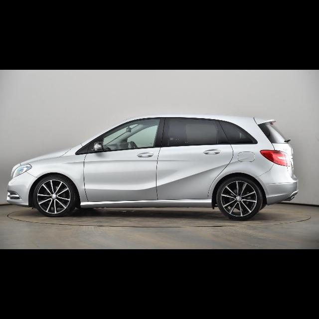 Mercedes bclass sport