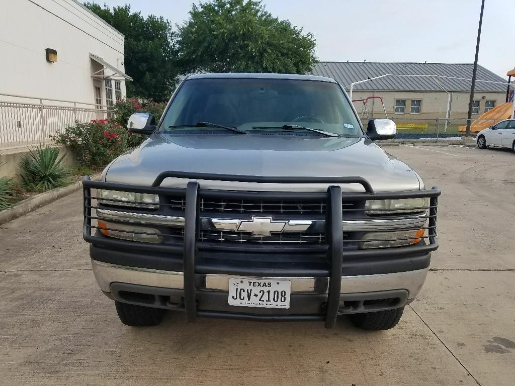 1999 Chevrolet Silverado 1500-V8 Fleetside Extended Cab