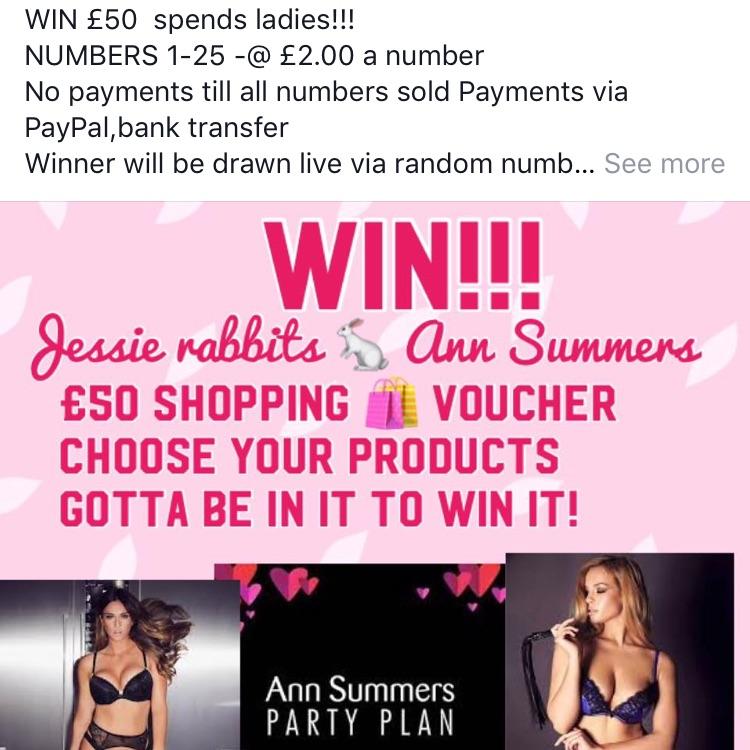 Ann Summers ambassador online