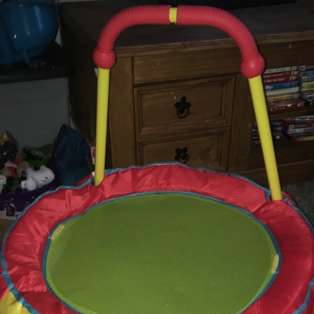 Baby trampoline Chad valley