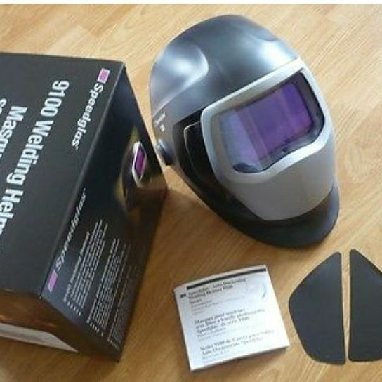 3m welding helmet speedglass auto brand new