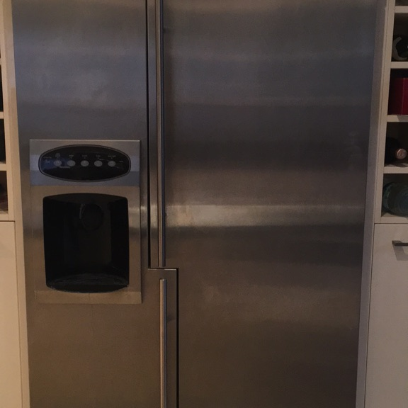 Not working MAYTAG fridge freezer