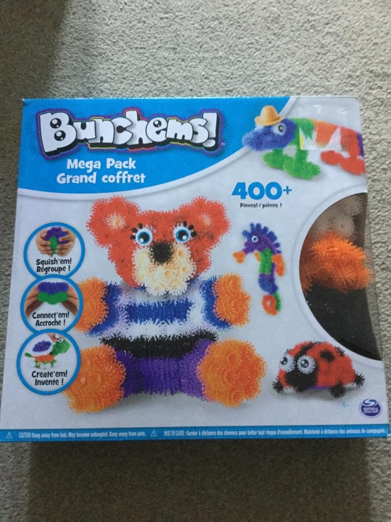 Bunchems + BunchBot