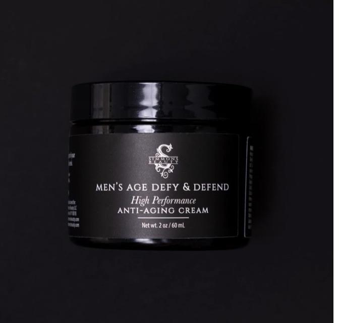 Men's anti aging cream