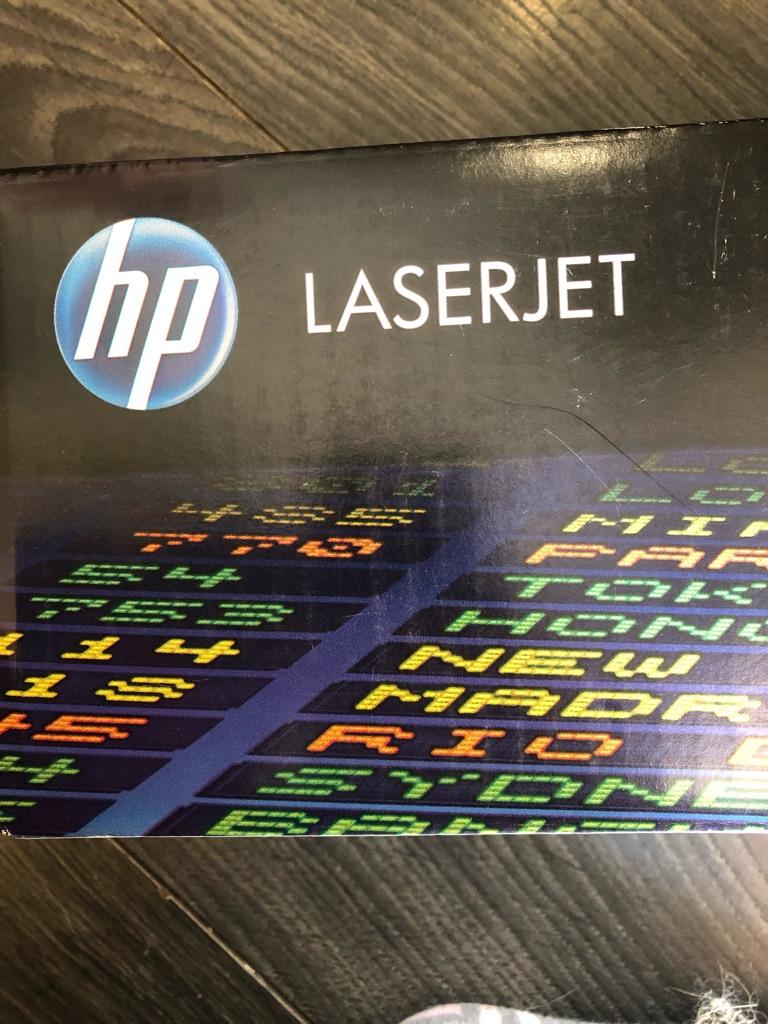 HP Laserjet 304A Yellow