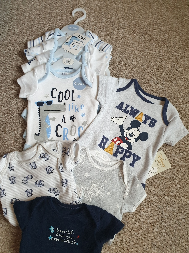 Boy baby clothes 0-3 months